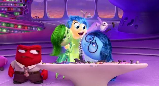 Teaser Trailer For New Disney Pixar Movie Has Amy Poehler Explain All YourFeelings