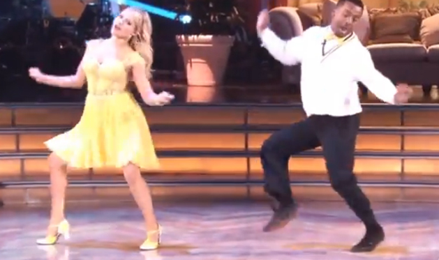 Fresh Prince Of Bel Air's Carlton Is Back, And He'sDancing