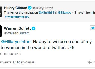 Warren Buffet May Have Just Given Away Hillary Clinton's Big Secret