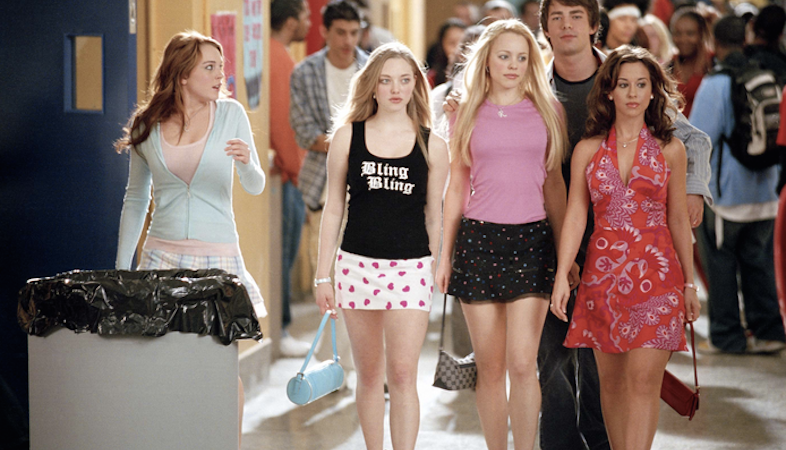If Your Facebook Friends Were Mean Girls Characters
