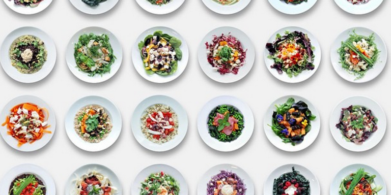 Thanks To The Miracle of Modern Technology, I Know What Salads My Friends AreEating