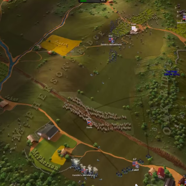 This Might Be The Best Civil War Strategy Game Since Sid Meier's Gettysburg!
