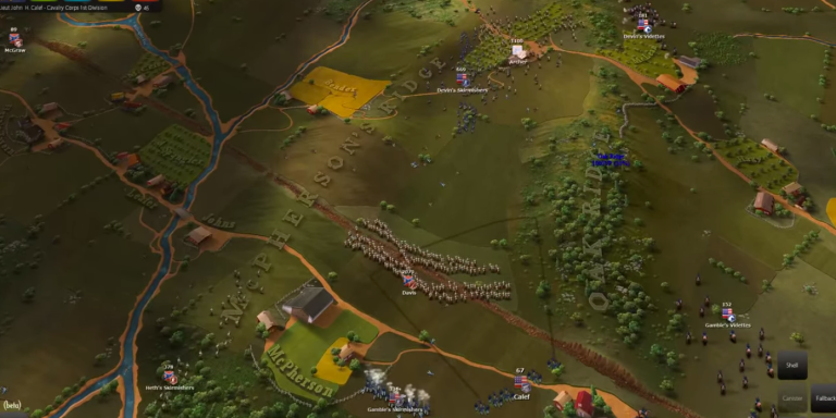 This Might Be The Best Civil War Strategy Game Since Sid Meier'sGettysburg!