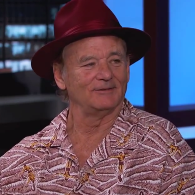Watch Bill Murray Tell His Story About Working At Little Caesar's On Jimmy Kimmel's Show