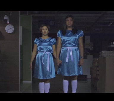 Horror Classic 'The Shining' Gets IKEA Makeover In This Creepy Video