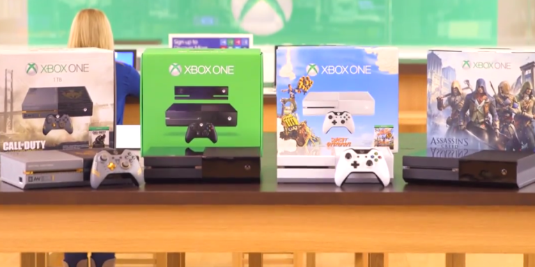 Microsoft Lowers Xbox One Price For The Rest Of2014