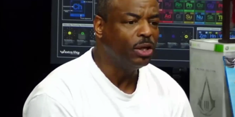 Watch LeVar Burton Read 'Go The F*ck To Sleep' In Front Of AnAudience