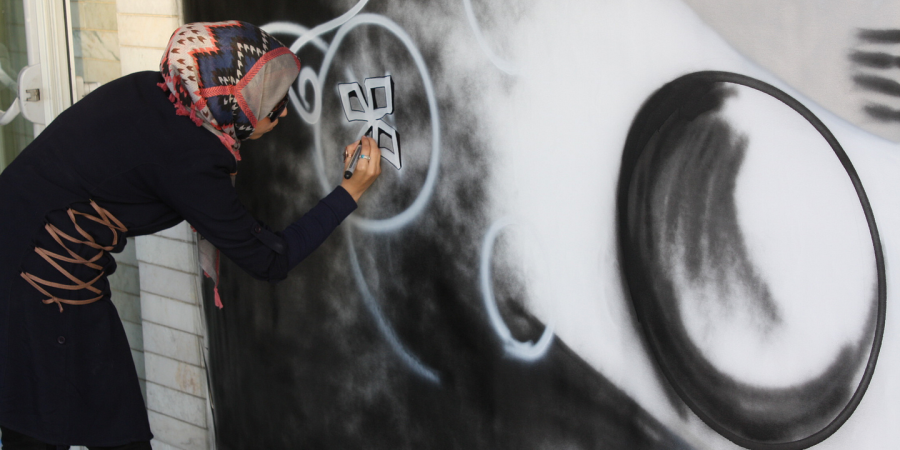 6 Female Street Artists Making A Difference