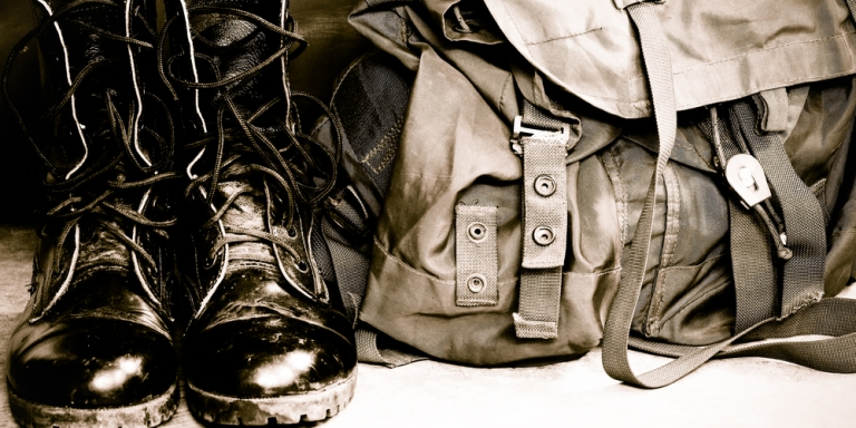 6 People You Meet In TheMilitary