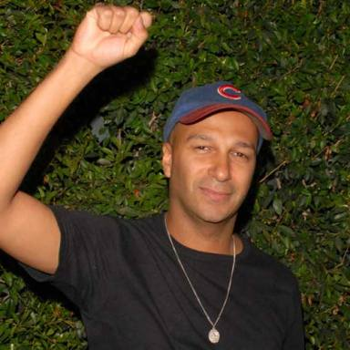 Tom Morello: Rebel Without A Dinner Reservation