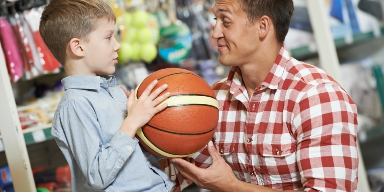 According To Science, The Best Dads Have SmallerBalls