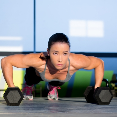 10 Obnoxious Things People Say To You When You're A Girl Who Lifts