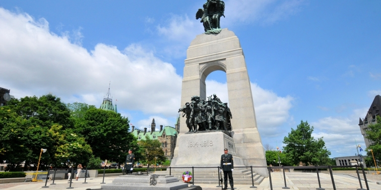 I'm A Native Canadian, And This Is What The Shooting At The War Memorial Means To Me