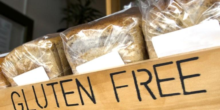 Stuff My Gluten-Free FriendsSay