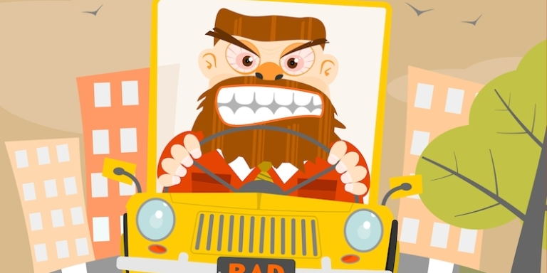 8 Things That Give Me RoadRage