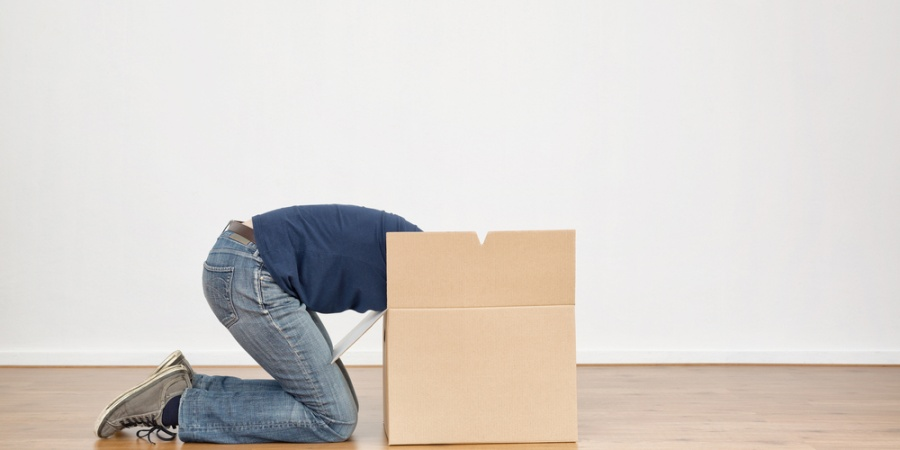 8 Shameful Stages Of Unpacking All 20-Somethings GoThrough
