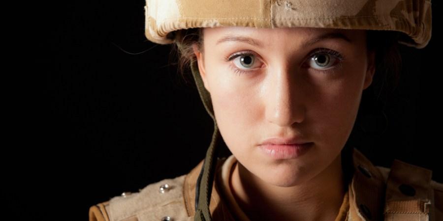 11 Things People Say To FemaleSoldiers