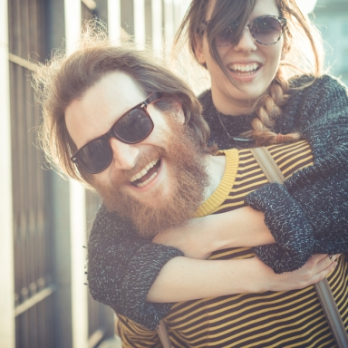 Let's Talk About Dating A Man With A Beard
