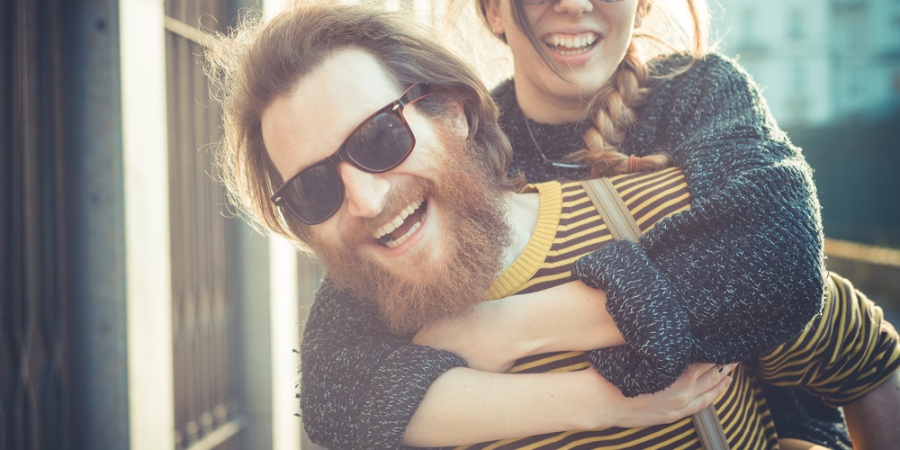 Let's Talk About Dating A Man With ABeard