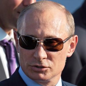 Happy Birthday, Mr. Putin!
