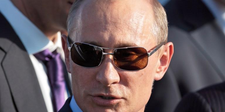 Happy Birthday, Mr.Putin!