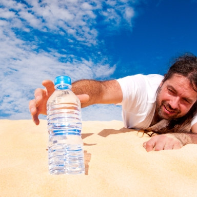 """If """"The Thirst Is Real,"""" Then I'm Parched"""