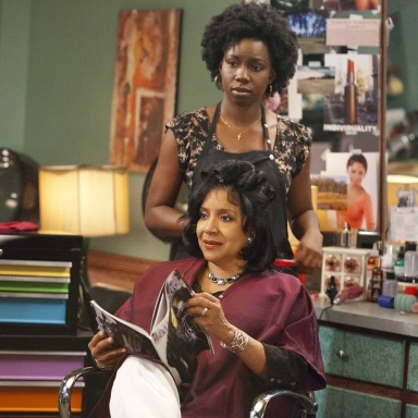 The People You Will (Probably) Meet At A (Black) Hair Salon