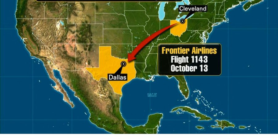 A Second Nurse In Texas Got Ebola Then Got On A Plane And I'm Not Sure The Government Cares