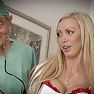 Watch Porn Star And Toronto Mayoral Candidate Nikki Benz Chase The Elderly Vote As Only She Can
