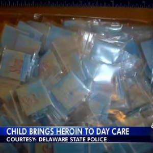4-Year-Old Takes Her Mother's Heroin To Daycare Thinking It's Candy…But There's More To It