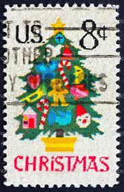 xmas stamp 1973