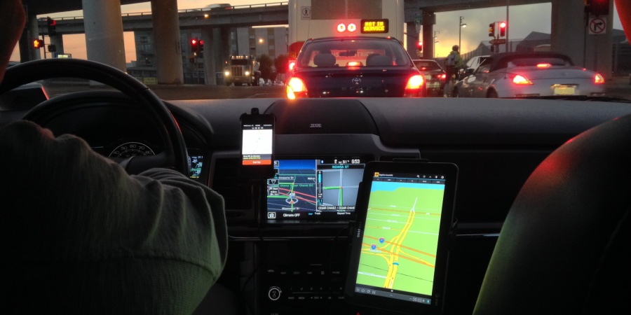 Being An UberX Driver Is Exactly What You'd Expect