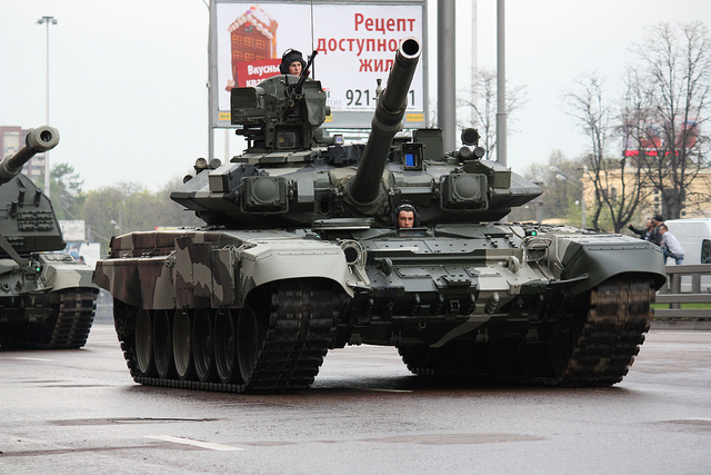 Russia's Slow, Wintry Invasion Of Ukraine Is The Most Old School Russian ThingEver