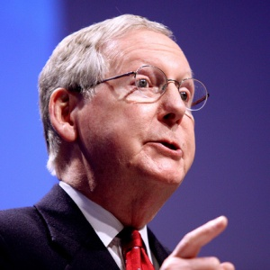 Mitch McConnell, Now Senate Majority Leader, Reminisces About The Awesome Things He And Obama Have Done Together