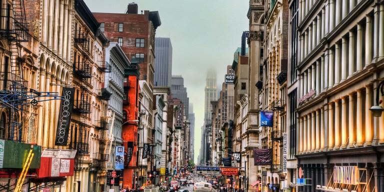 3 Reasons I'm Thankful For New YorkCity