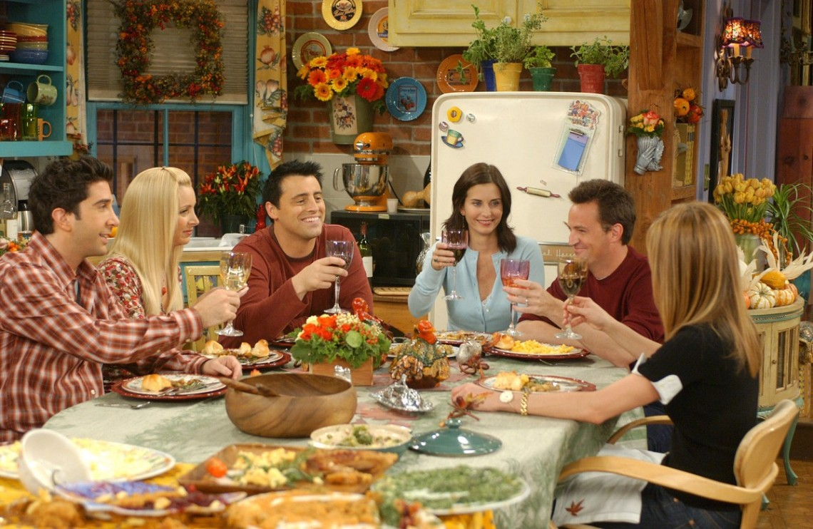 A Marathoner S Guide To The Friends Thanksgiving Episodes Thought Catalog