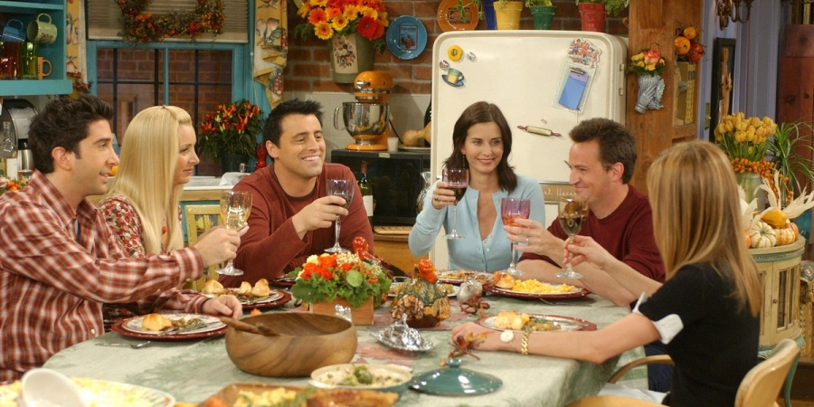 A Marathoner's Guide To The Friends Thanksgiving Episodes