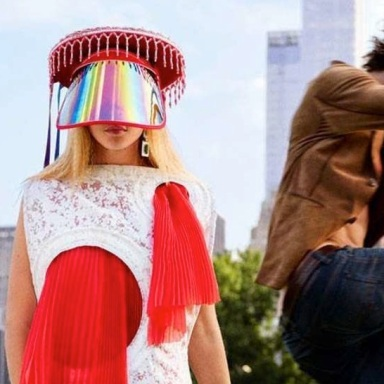 10 Accidentally Hilarious Fashion Editorials For Your Pleasure