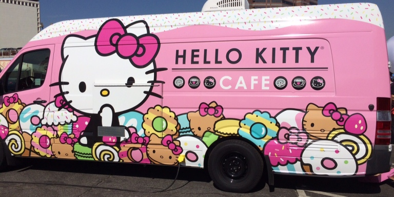 I Am Not A Hello Kitty Superfan, And Other Things I Learned At Hello KittyCon