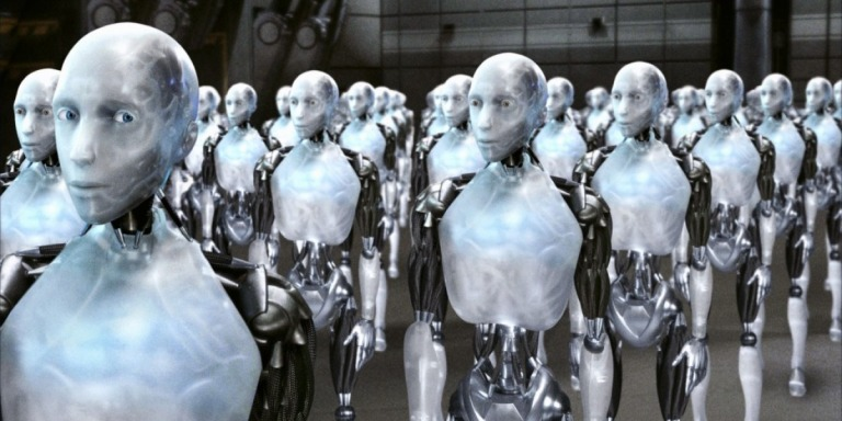 10 Reasons Why We Won't Lose Our Jobs ToRobots