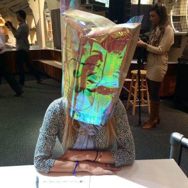 I Went Speed Dating With A Paper Bag Over My Head