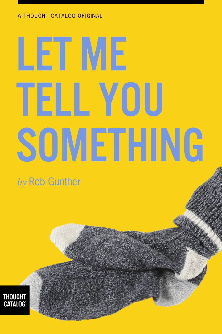 Let Me Tell YouSomething