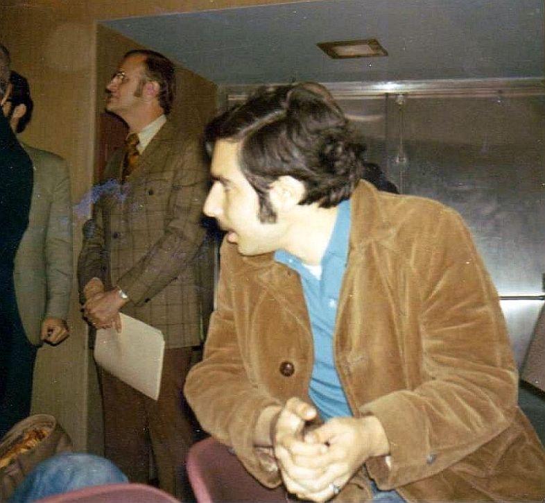 mid-january 1974 mark