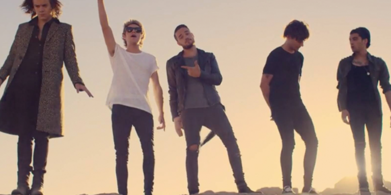 A Ranking Of Every One Direction Song, From Least To MostSexual