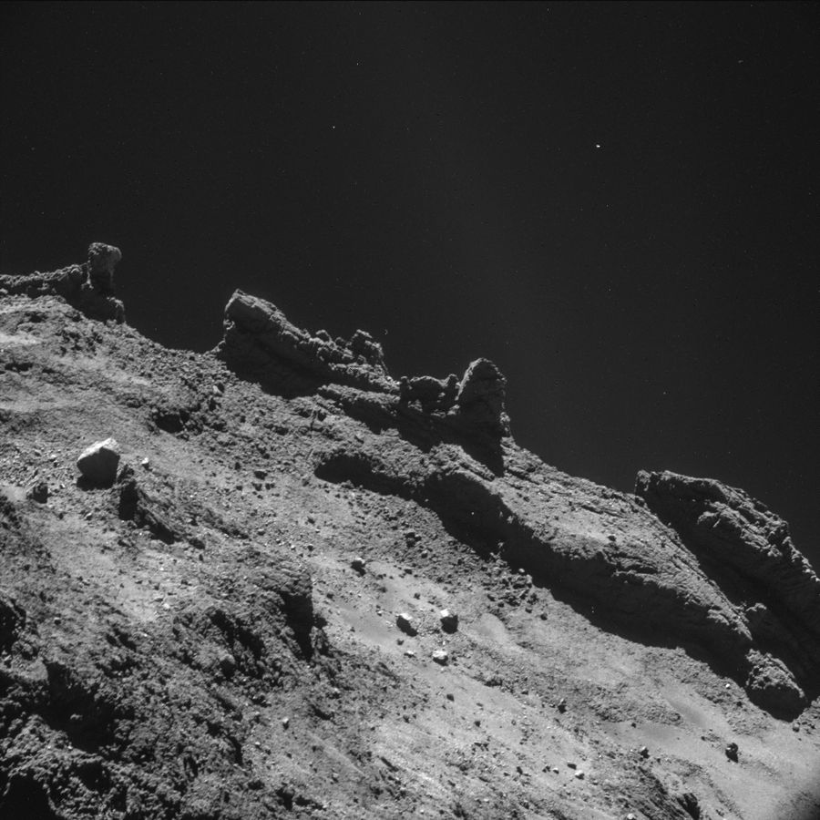 Philae_approach_to_comet_67p_prior_to_landing