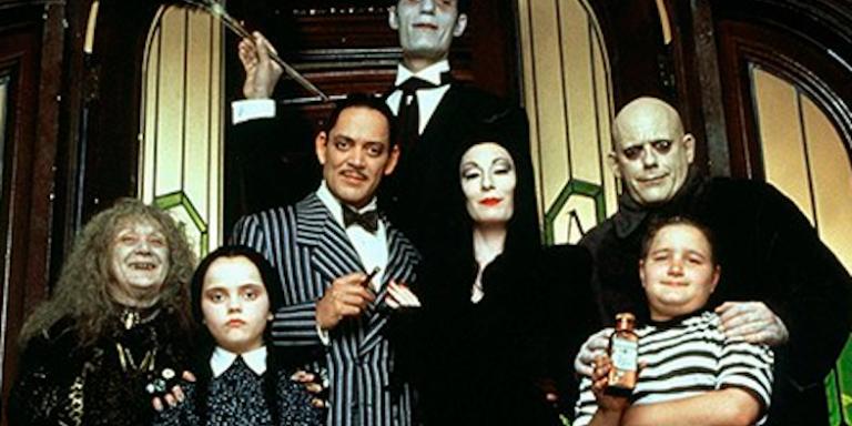 The Addams FamilyIrony