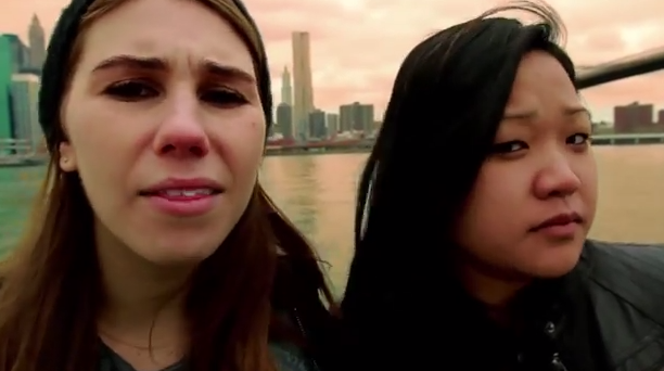 Here Is A Ridiculous Video Of 'Girls' Star Zosia Mamet Moonlighting As A Rapper
