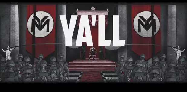 What's With The Nazi Imagery In Nicki Minaj's New LyricVideo?