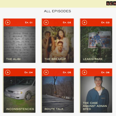 5 Reasons Why You Should Start Listening To Serial Right Now