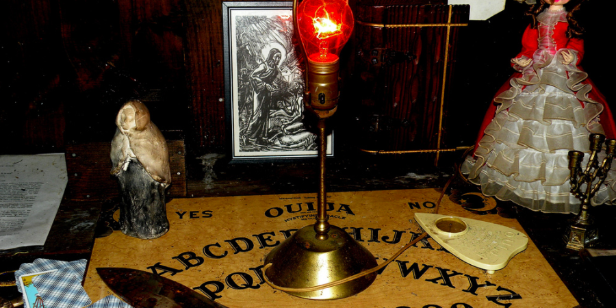 Inside Connecticut's Museum Of The Occult